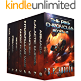 The Pike Chronicles Books 1-8 - A Space Opera Adventure (English Edition)