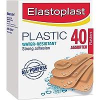 Elastoplast - Assorted Plastic Plasters (40)