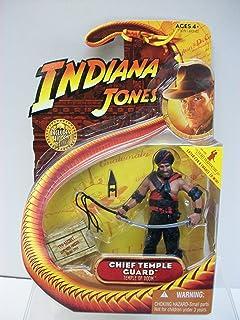 2008 Chief Guard Indiana Jones Temple of Doom 3 3//4 Action Figure by Hasbro