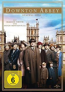 Downton Abbey - Staffel 6 [4 DVDs]: Amazon.de: Hugh Bonneville ...