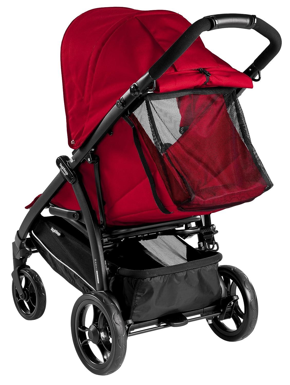 Peg-Pérego Booklet Classico - Silla de paseo, color rojo