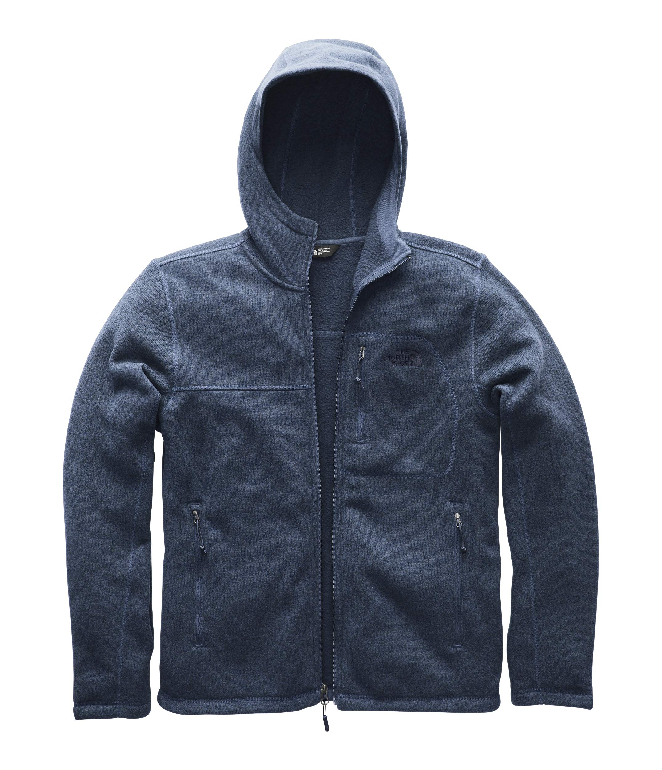 The North Face Men's Gordon Lyons Hoodie - Shady Blue Heather - M