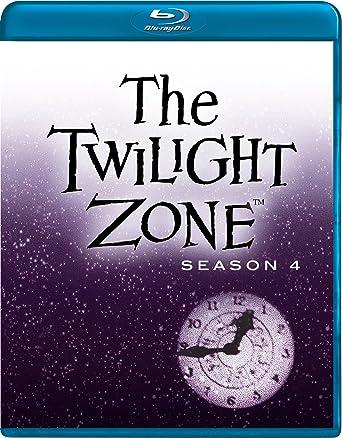 Amazon com: The Twilight Zone: Season 4 [Blu-ray]: Rod