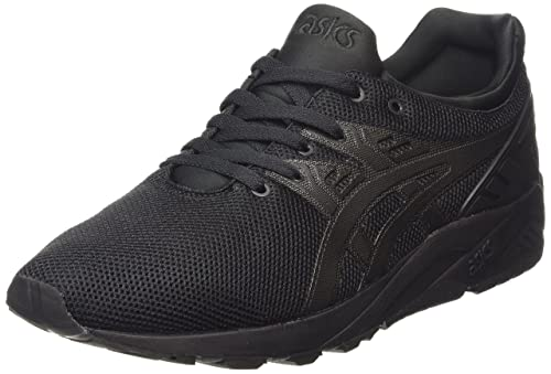 asics black trainers