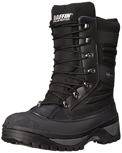 Baffin Men's Crossfire Snow Boot,Black,7 ...