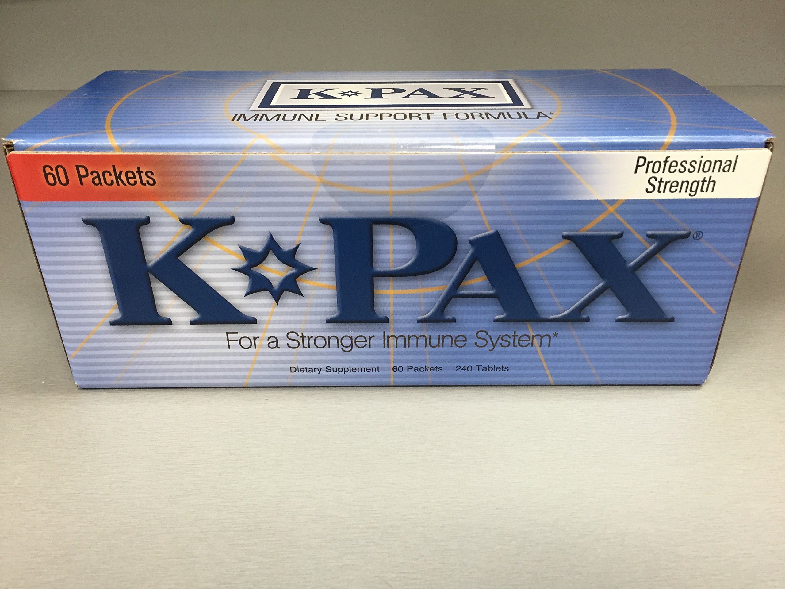 KPAX Immune Support 60 Packet Box