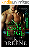 On a Razor's Edge (Darkness #3) (English Edition)