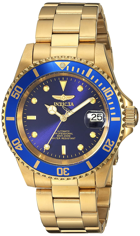 Invicta Herren-Armbanduhr Automatik Analog 8930OB