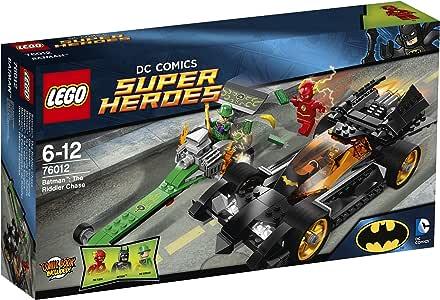 LEGO Super Heroes - DC Batman: A la Caza de Enigma (76012)
