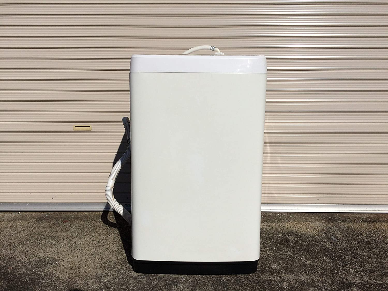ハイセンス 4.5kg全自動洗濯機 エディオンオリジナル HW-E4501 B01N6X283Q