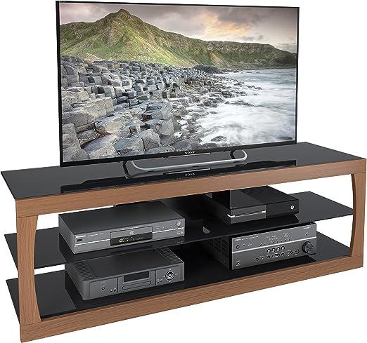 CorLiving TSL-323-Tapa Santa Lana - Soporte para TV, imitación de ...