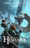 Heshayol (The Blood of Dragons Book 2)