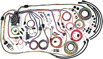 amazon.com: american autowire 500481 truck wiring harness for 55-59 chevy:  automotive  amazon.com