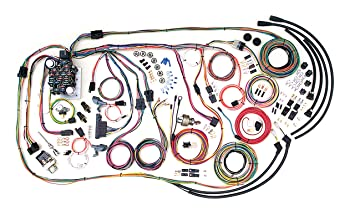 91qmPrj1vLL._SX355_ amazon com american autowire 500481 truck wiring harness for 55 55 chevy wiring harness at soozxer.org