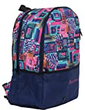 "POLESTAR ""Hero"" Polyester 32 L Printed Casual Backpack (Navy Blue)"