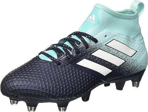 Scarpe da calcio uomini adidas ACE 17.2 FG Blu Sintetico