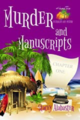 Murder and Manuscripts (Hang Ten Australian Cozy Mystery Book 5) Kindle Edition