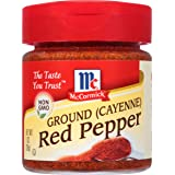 McCormick Ground (Cayenne) Red Pepper, 1 oz