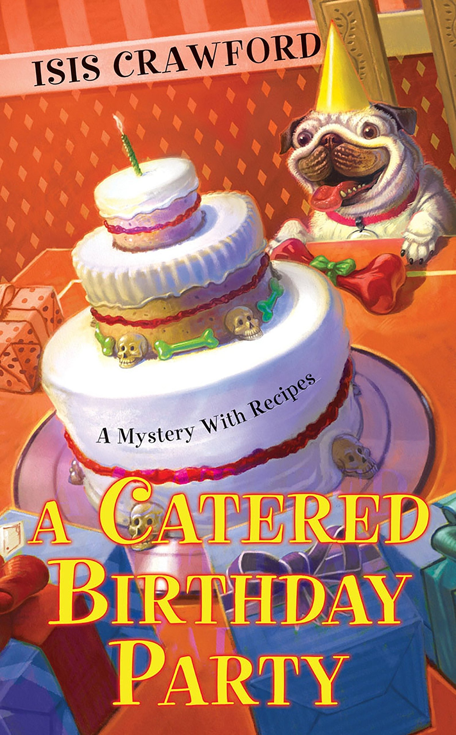 Read Online A Catered Birthday Party (A Mystery With Recipes) pdf