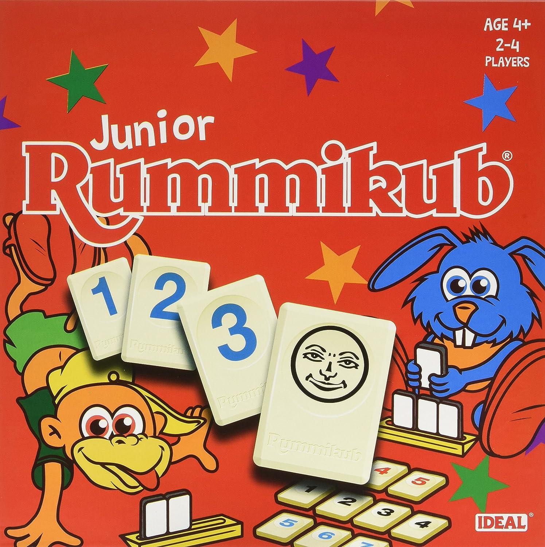 Rummikub Juego de Mesa Junior de John Adams: Amazon.es: Juguetes y ...