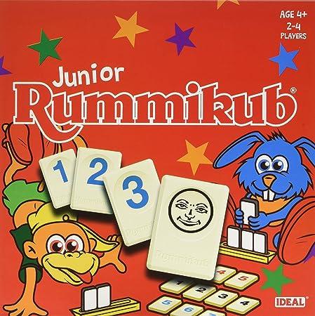 Rummikub Juego de Mesa Junior de John Adams: Amazon.es: Juguetes y juegos