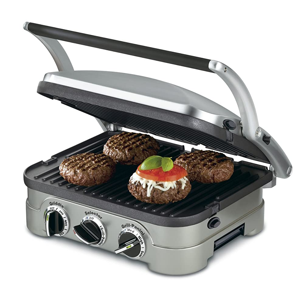 Cuisinart 5-in-1 Griddler Review
