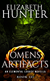 Omens and Artifacts: Elemental Legacy Novella 3 (Elemental Legacy Novellas)