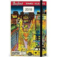 2019 New York City Weekly Planner