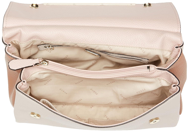 Handtasche «Hadley» Guess, rosaweiss