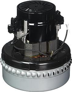 "Ametek-Motors 116336-01 Motor, 5.7"" 120 Volt B/B 2 Stage Peripheral Bypass"