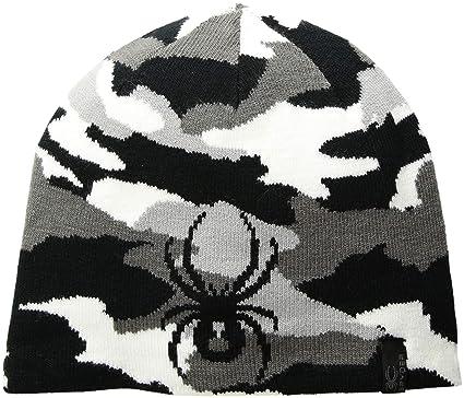 Spyder Jungen Reversible Bug M/ütze