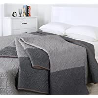DREAMAKER QUEEN Ultrasonic Blanket Coverlet Lightweight All year round Summer Washable