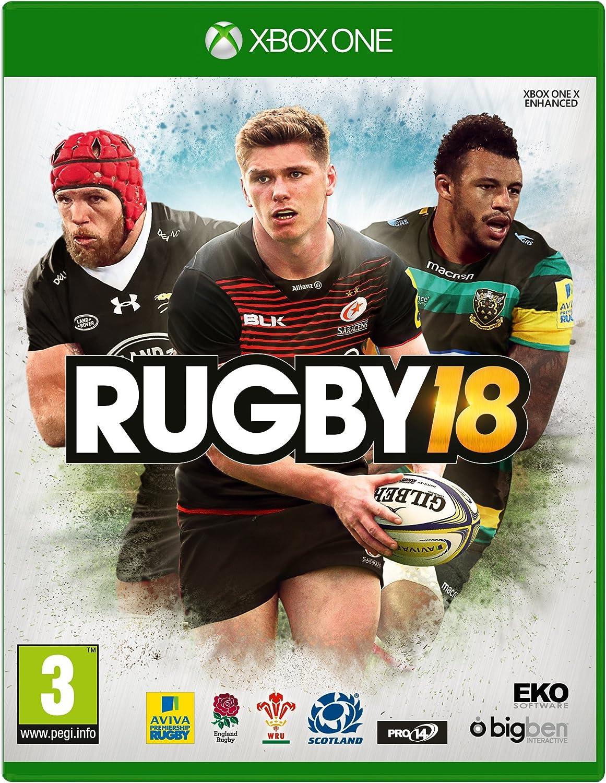 Rugby 18 - Xbox One [Importación inglesa]: Amazon.es: Videojuegos