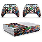 Video Games & Consoles Generous Batman And Joker Xbox One S 2 Sticker Console Decal Xbox One Controller Vinyl