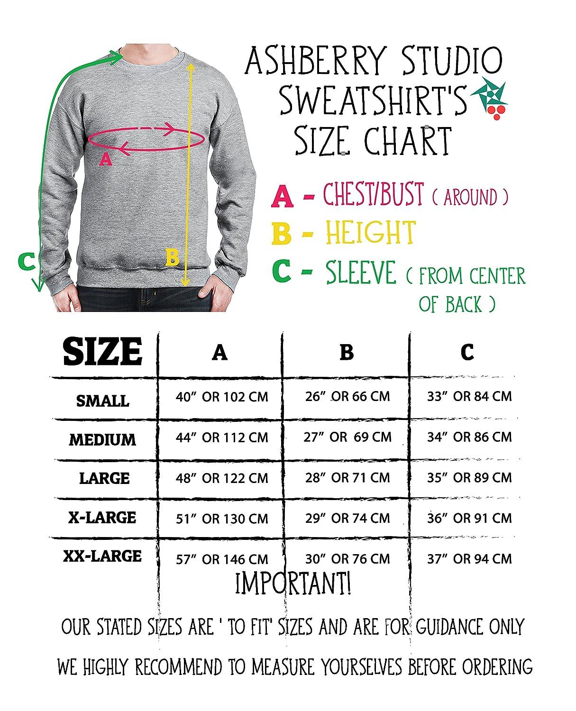 Mesdames Sweatshirt avec Keep Calm and be proud of yourself imprimé.