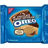 Oreo Chocolate Peanut Butter Pie Sandwich Cookies, 12.2 Oz