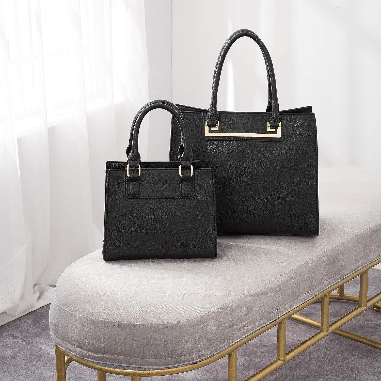 Amazon.com: AOA Bolsas de mano para mujer, bolso de ...