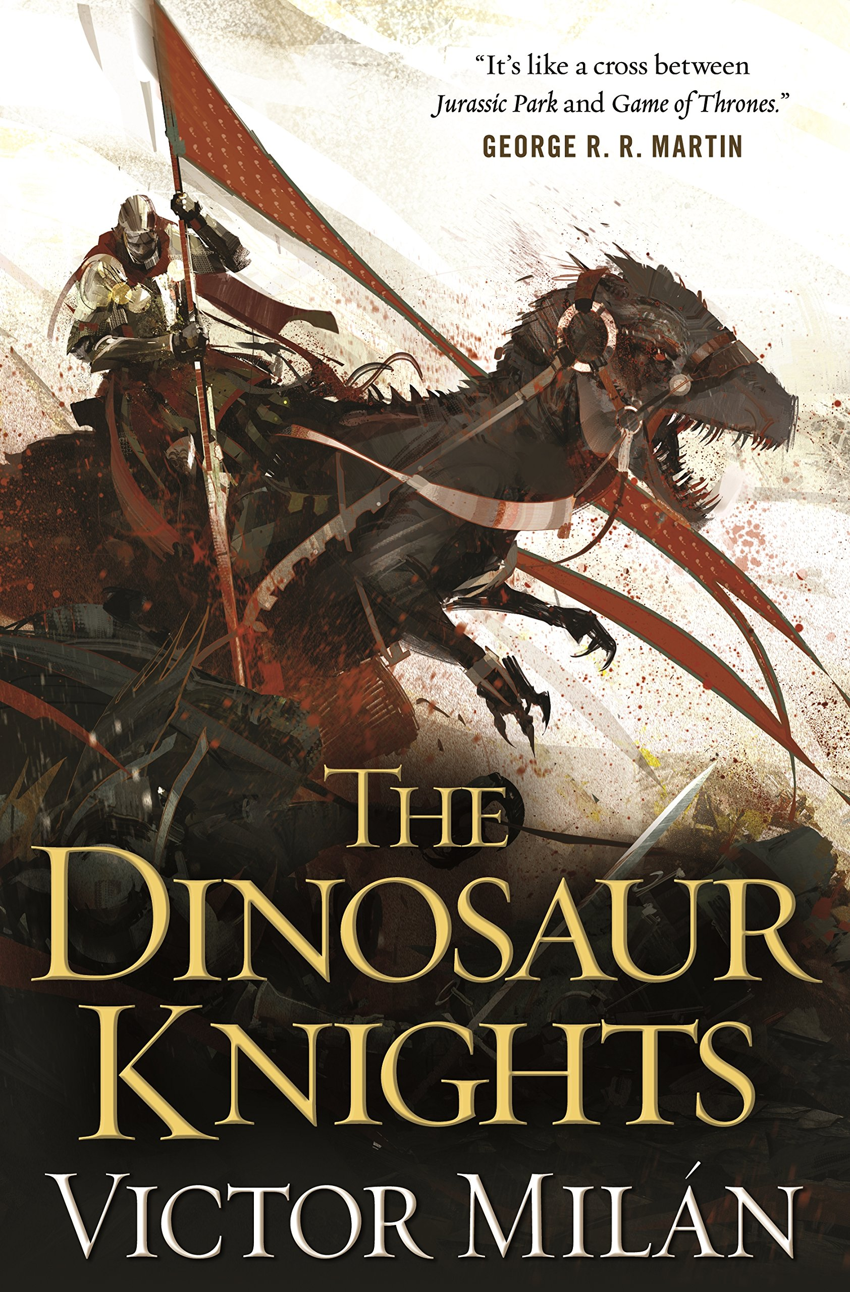 The Dinosaur Knights (The Dinosaur Lords) pdf