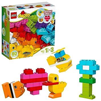 Lego Duplo 10848 Meine Ersten Bausteine Amazonde Spielzeug