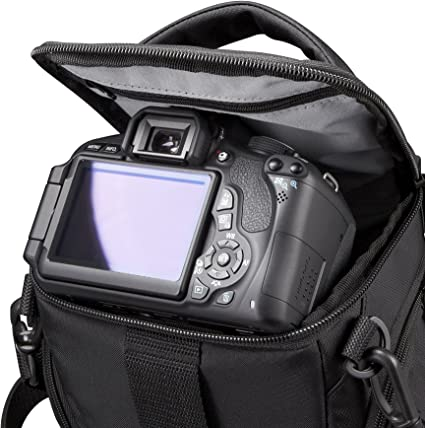 Case Logic Tbc406 Dslr Holster Bag Kameratasche Schwarz Kamera