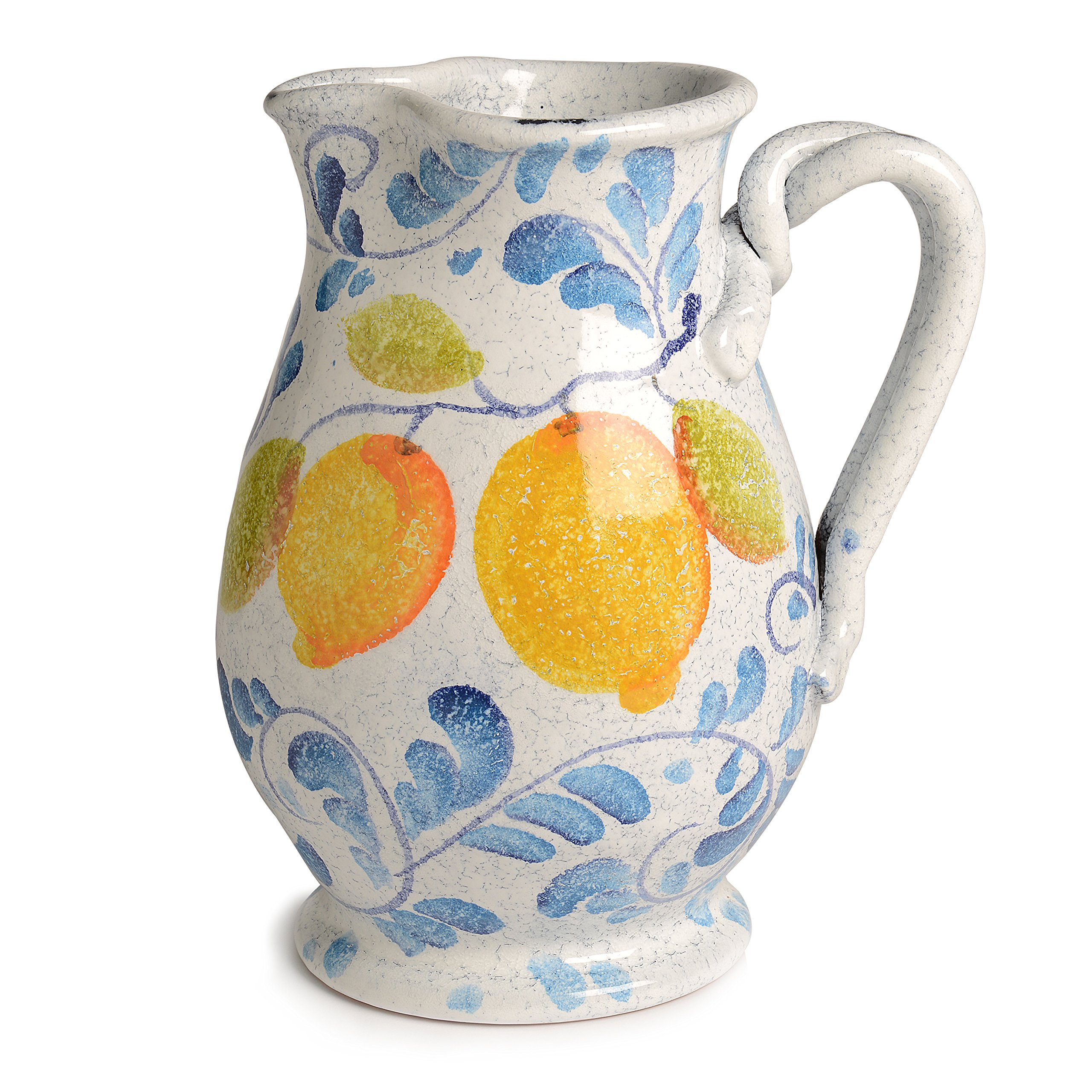 Italian Dinnerware - Handmade in Italy from our Amalfi Collection - Pitcher