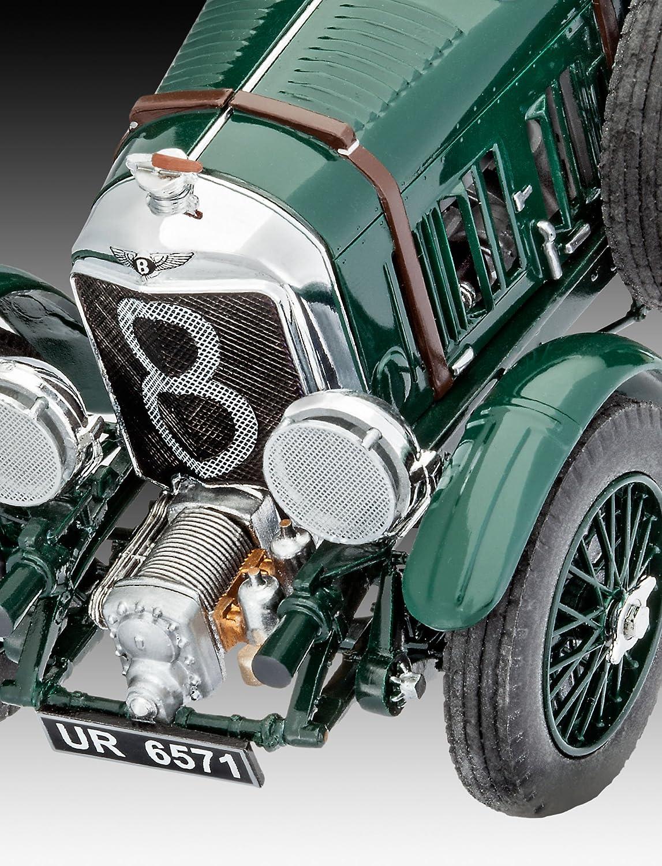 Revell - Maqueta Bentley 4,5L Blower, escala 1:24 (07007): Amazon.es:  Juguetes y juegos