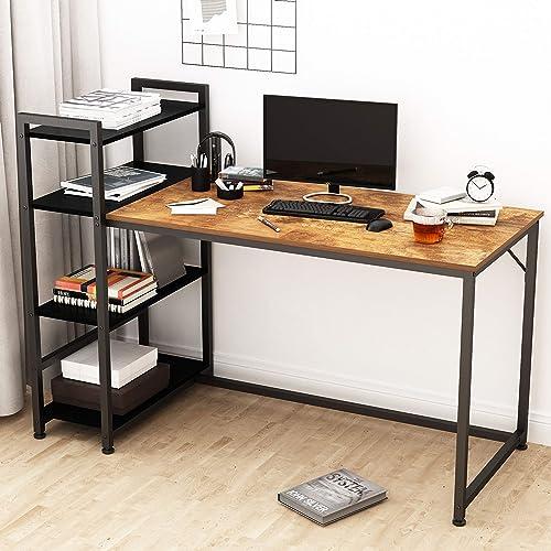 HOMEYFINE Computer Desk,Writting Desk