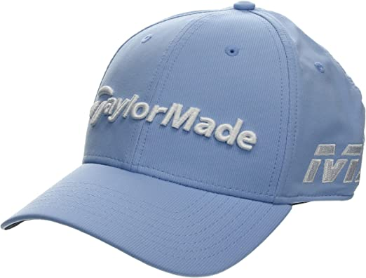 TaylorMade Tm18 Tour Radar Gorra de béisbol, Hombre, Azul (Azul ...