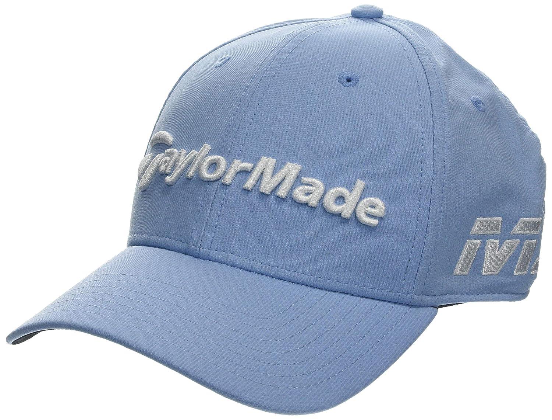 Amazon.com   TaylorMade Golf 2018 Mens Tour Radar Adjustable Golf Cap Light  Blue   Sports   Outdoors 2376ac5a29d