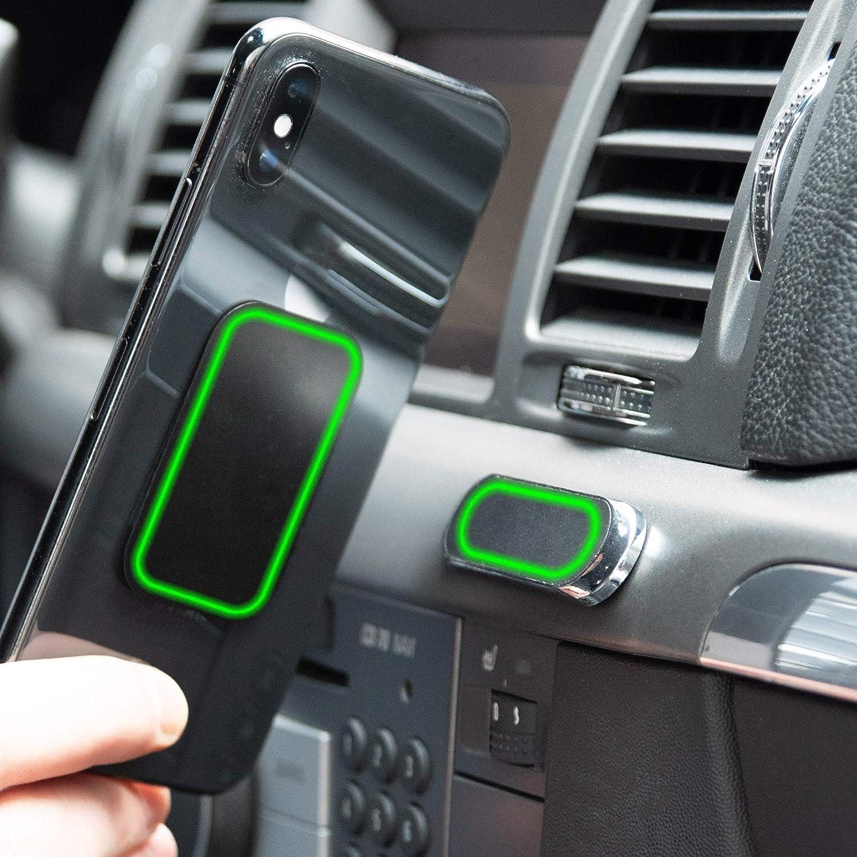 Flk Premium Magnetische Handyhalterung Auto Und Zuhause Elektronik