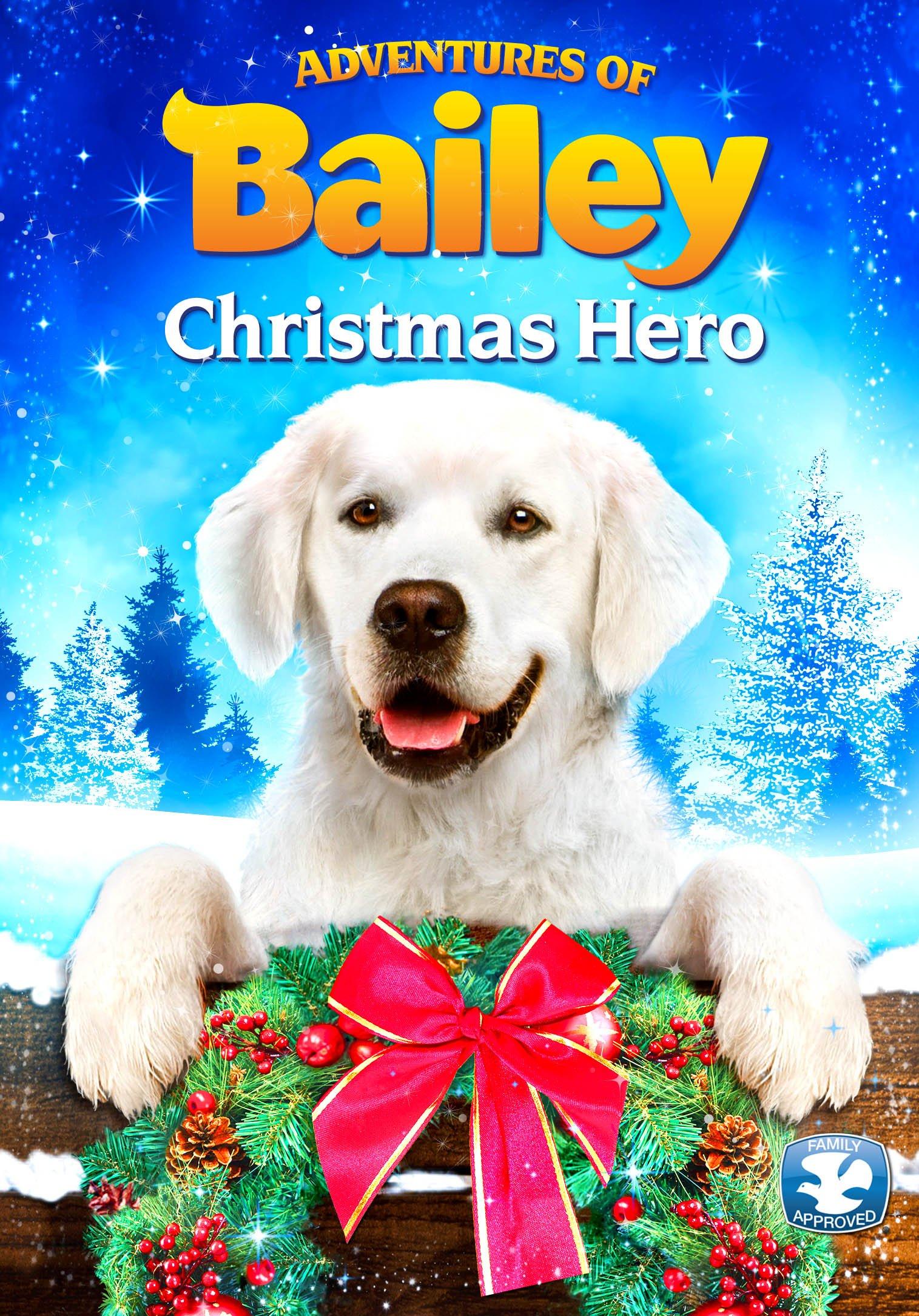DVD : Adventures Of Bailey: Christmas Hero (Subtitled)