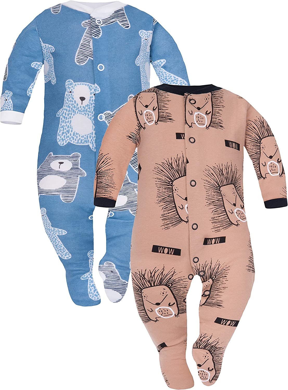 SIBINULO Gar/çons Filles Pyjama B/éb/é Grenouill/ère ABS