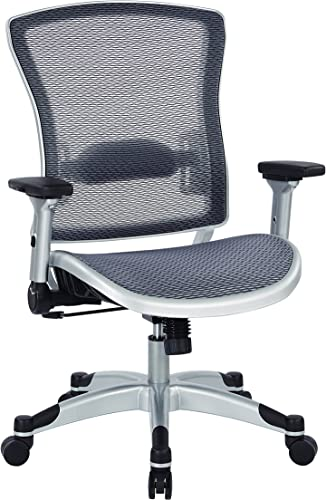 SPACE Seating Breathable AirGrid Mesh Seat and Back
