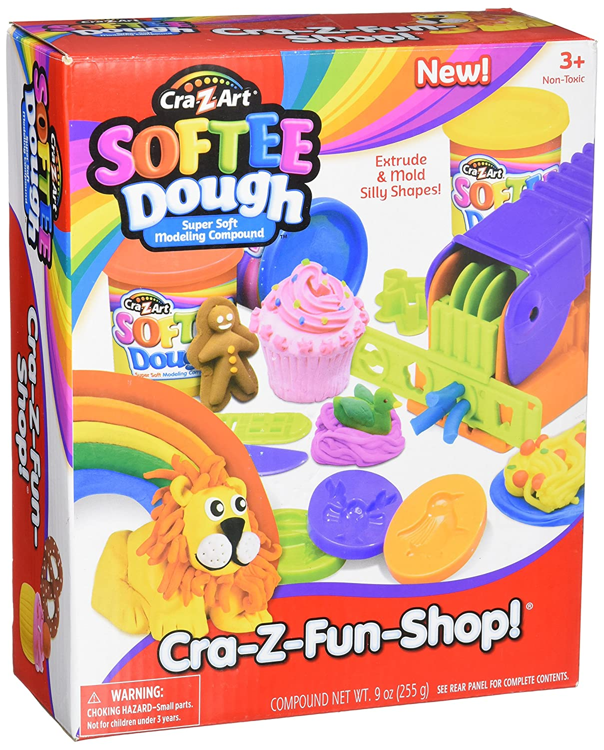 Cra-z-art Softee Dough- Cra-z-fun Shop
